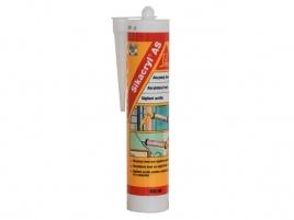 Etansant elasto-plastic pentru umplerea rosturilor Sika Sikacryl AS 300ml