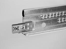 Profil principal T-3700 mm