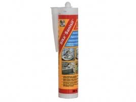 Sigilant siliconic pentru aplicatii sanitare Sika Sanisil, transparent, 300ml