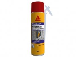 Spuma poliuretanica monocomponenta de fixare Sika SikaBoom-118 EasySeal, 300 ml